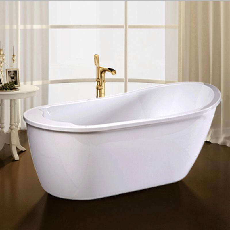 Freestanding Bath Tub with Apron, Quartz, Granite, Cabinets Supplier ...