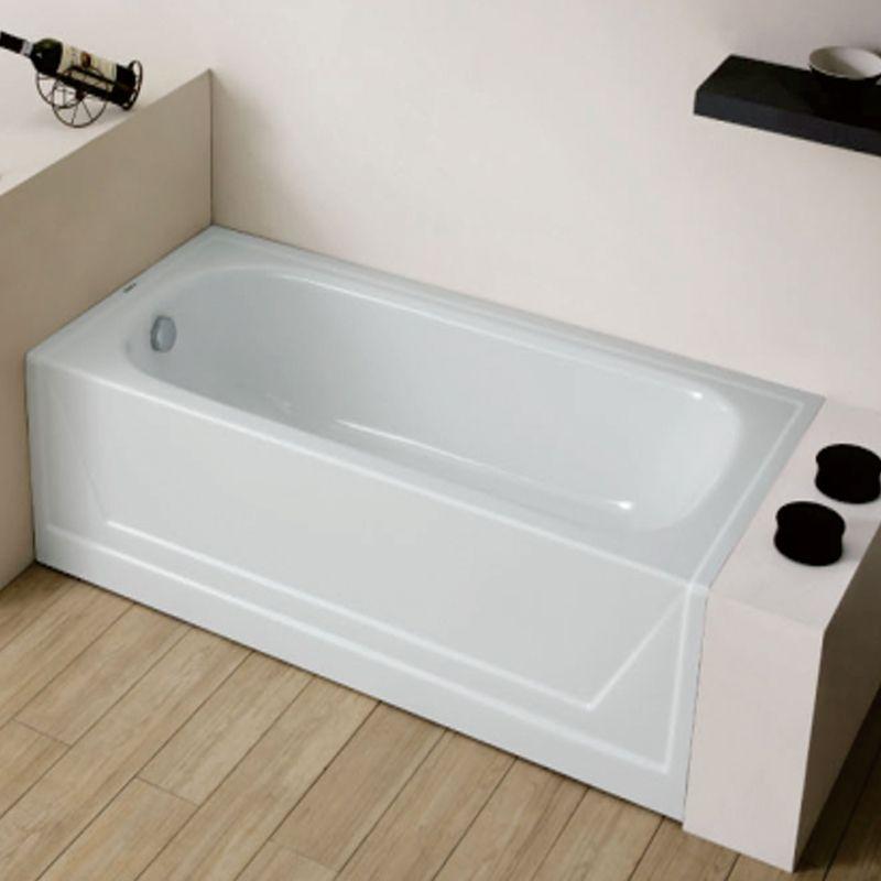 Standard Rectangular Bath Tub, Quartz, Granite, Cabinets Supplier ...