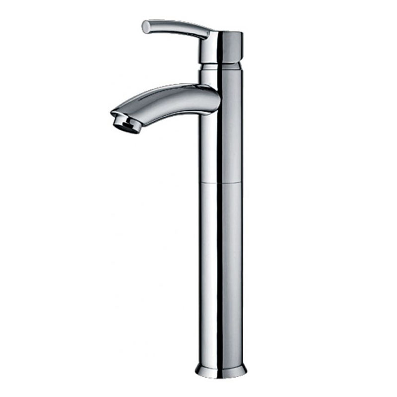 Single Handle Highrise Lavatory Faucet Quartz Granite Cabinets - Bathroom faucet outlet