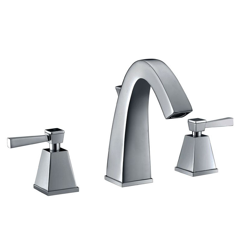 Widespread Adjustable Bathroom Lavatory Faucet