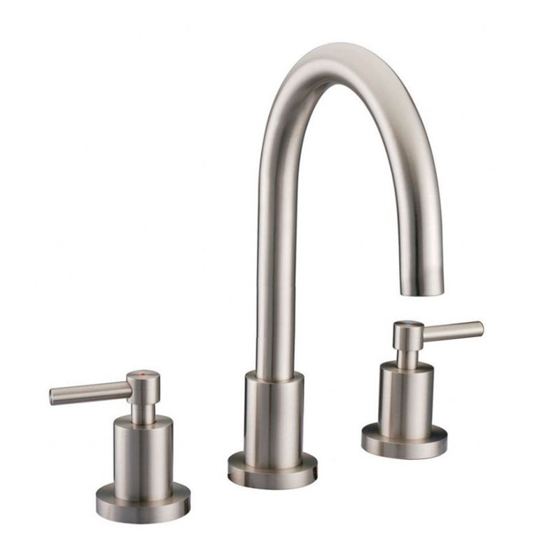 Widespread Lavatory Faucet Quartz Granite Cabinets Supplier - Bathroom faucet outlet