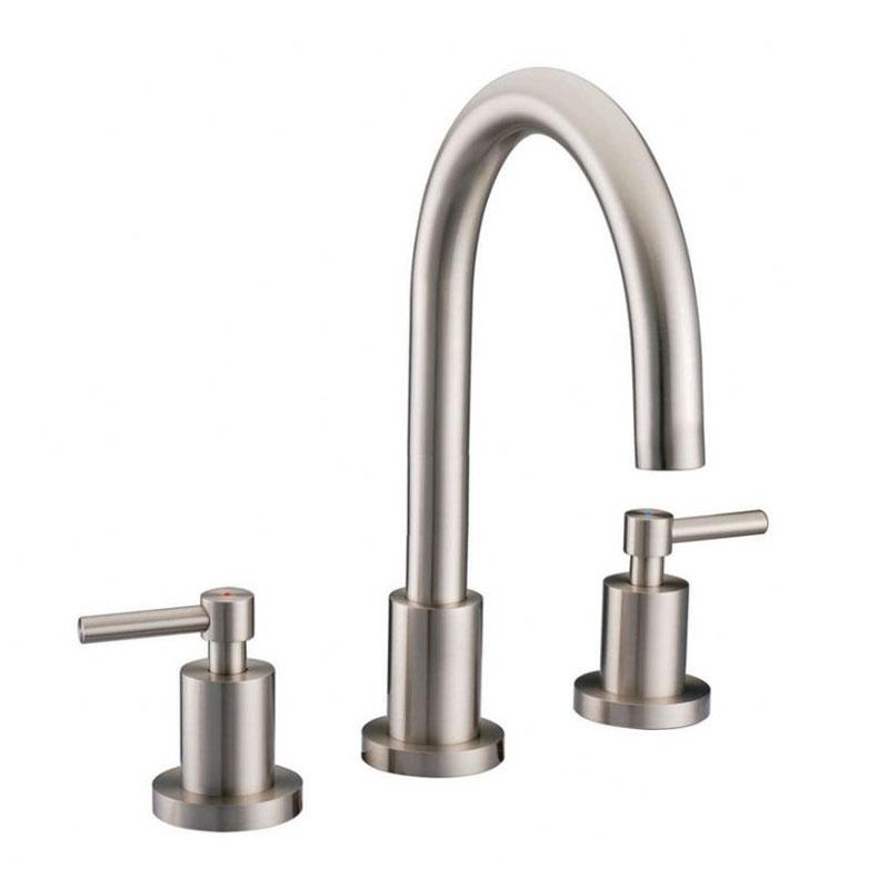 Widespread Lavatory Faucet Quartz Granite Cabinets Supplier - Bathroom faucet outlet