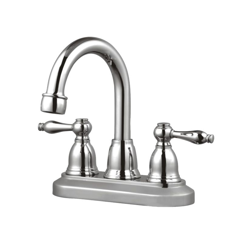 Two Handle Bathroom Sink Faucet
