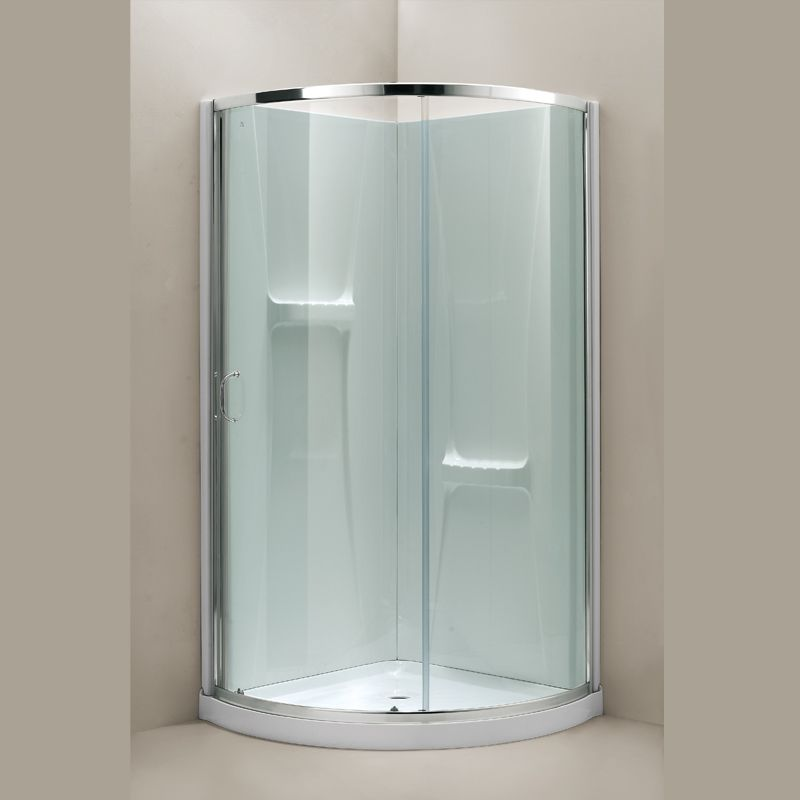 Round Shower Enclosures
