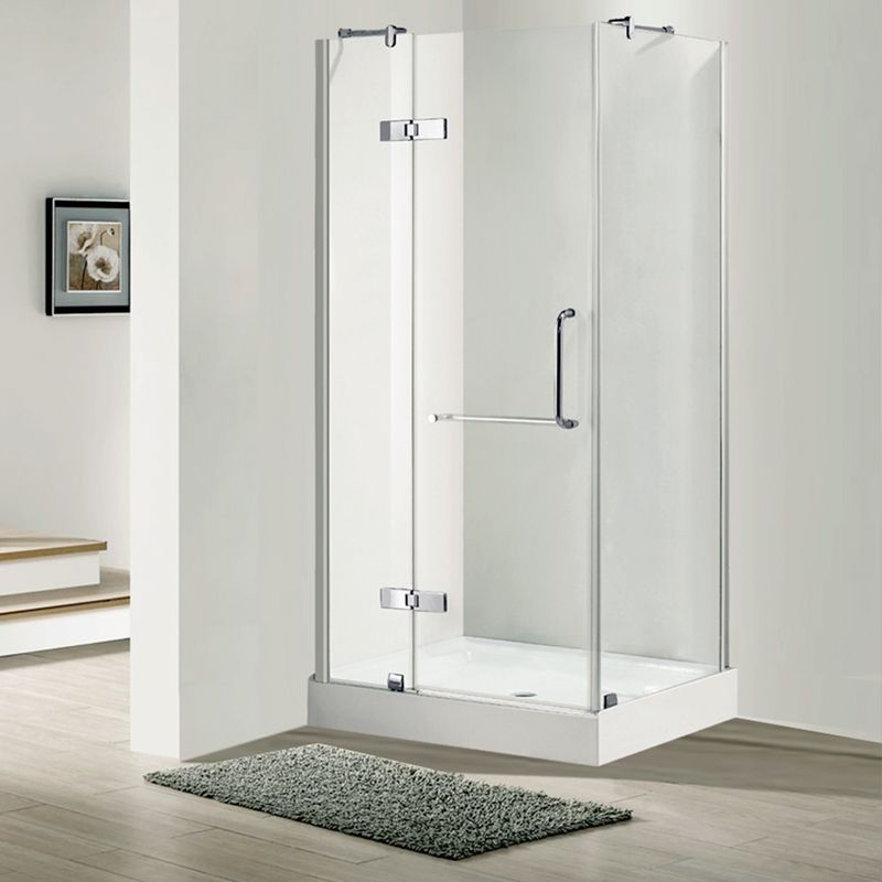 Square Shower Enclosures, Apex Granite Outlet - Quartz, Granite ...