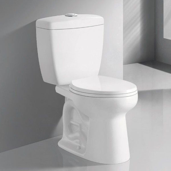 Jet -siphonic Two -piece Toilet