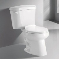 Jet-siphonic Two-piece Toilet