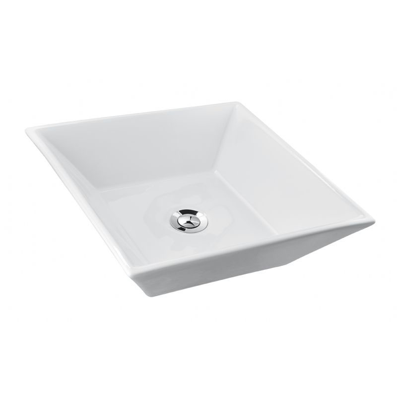 Vitreous China Vessel Sink
