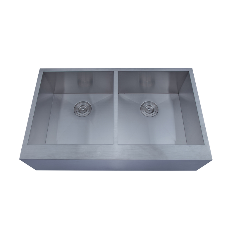 Custom Handmade Kitchen Sink