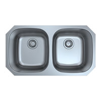 Kitchen Undermount Stainless Steel Sink