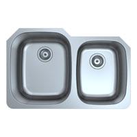 Apex kitchen sinks fresno los angeles bakersfield ca double bowl kitchen sink offset workwithnaturefo